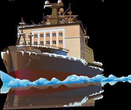 Корабль ЧОПЛ